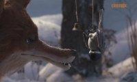 Лисицата и синигерът