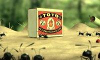 Дребосъчета - Долината на изгубените мравки