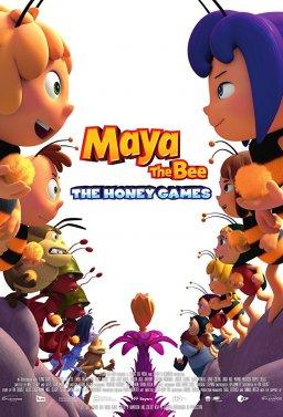 Пчеличката Мая: Игрите на меда