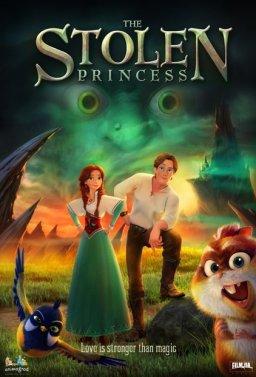 Откраднатата принцеса