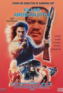 Убийство по американски
