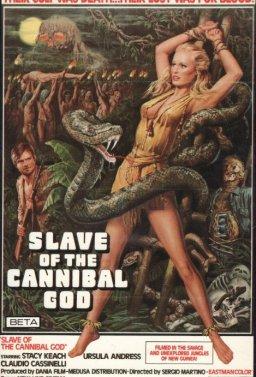 Планината на канибалския бог