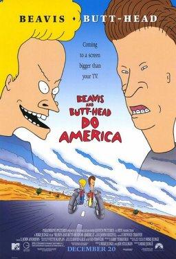 Бийвъс и Бътхед оправят Америка