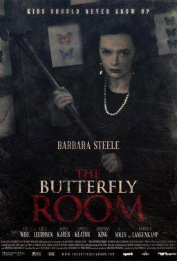 Стаята на пеперудите
