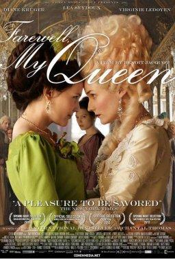 На сбогуване с кралицата  (Lesbian Interest)