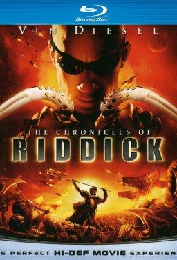 Хрониките на Ридик