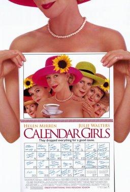 Календарни момичета