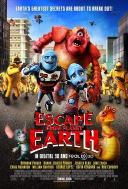 Бягство от планета Земя