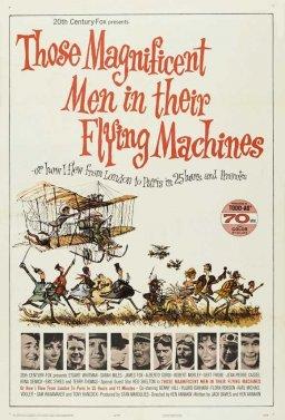 Тези великолепни мъже в техните летящи машини