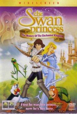 Принцесата лебед 3 - Мистерията на омагьосаното съкровище