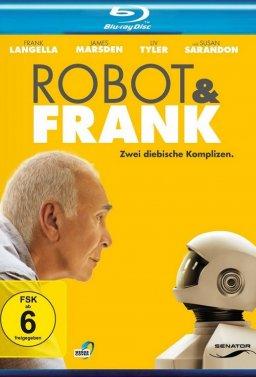 Роботът и Франк