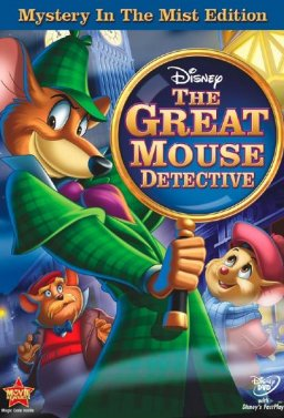 Базил, великият мишок детектив
