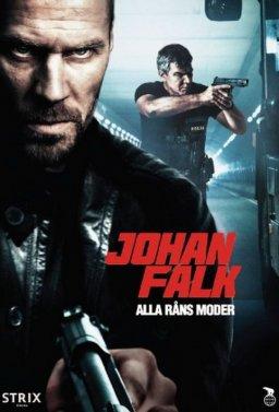 Йохан Фалк: Най-големият обир