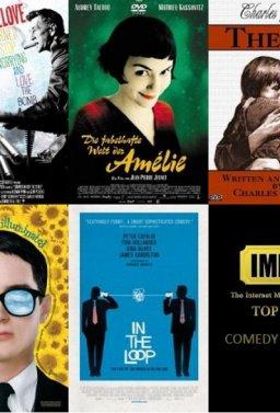 Топ 5 Комедии за всички времена на IMDb