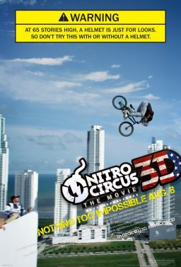 Нитро-цирк: Филмът