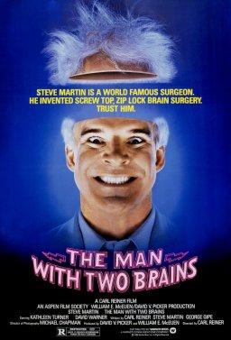 Човекът с двата мозъка