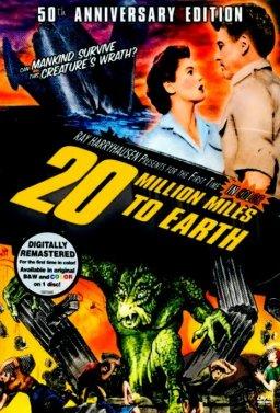20 Милиона Мили от Земята