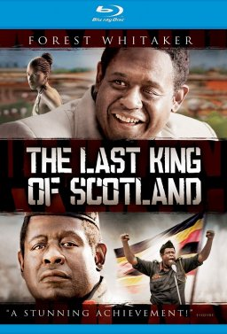 Последния крал на Шотландия