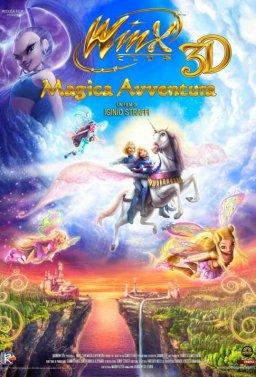 Winx 3D: Вълшебно приключение
