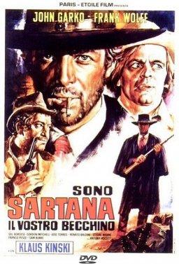 Аз съм Сартана, вашият гробар