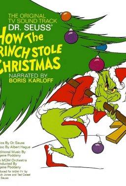 Как Гринчът открадна Коледата!