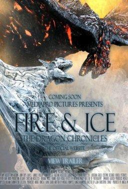 Огън и лед:Драконовски хроники
