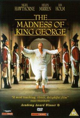 Лудостта на крал Джордж