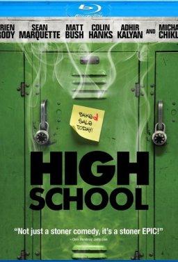 Училищно напушване