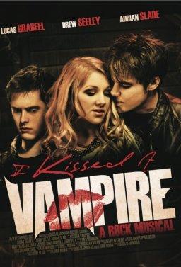 Аз целунах вампир