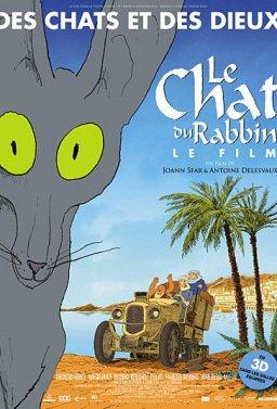 Котката на равина