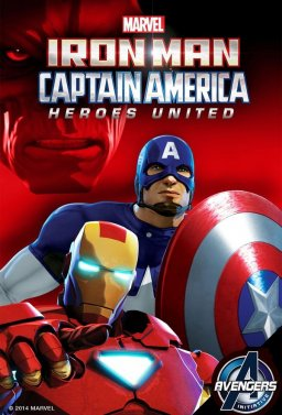 Железният човек и Капитан Америка: Обединени герои