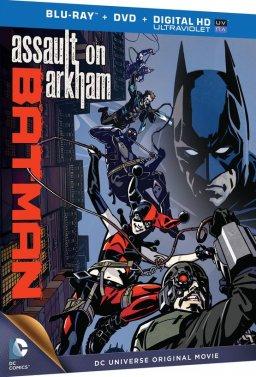 Батман: Нападение над Аркам