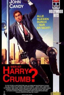 Кой е Хари Кръмб?