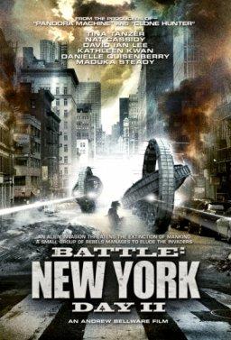 Битката: Ню Йорк, ден 2-ри
