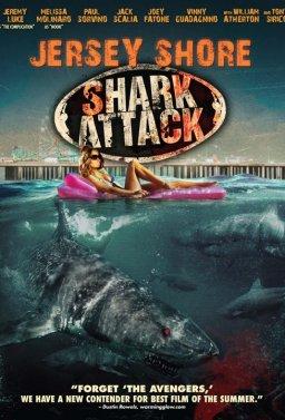 Крайбрежието Джърси: Нападение на акули