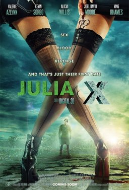 Джулия X