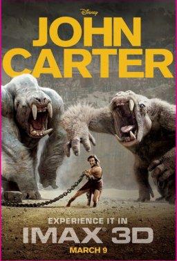 Джон Картър: Между два свята