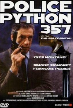 Питон 357