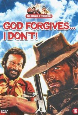 Бог прощава...аз не
