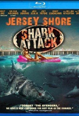 Крайбрежието на Джърси: Нападение на акули