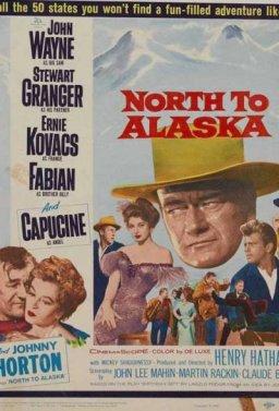 На север, към Аляска