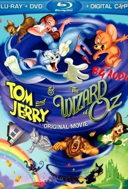 Том & Джери и Магьосника от Оз