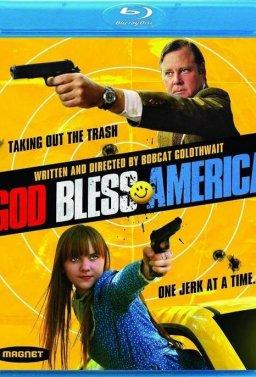 Бог да благослови Америка