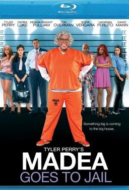 Мадеа отива в затвора