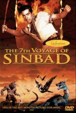 Седмото пътешествие на Синбад