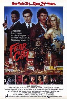 Град на страха
