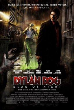Дилън Дог: В средата на нощта