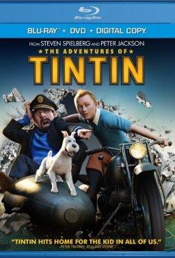 Приключенията на Тинтин