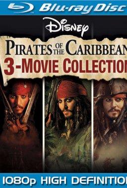 Карибски пирати Трилогия (2003-2007)