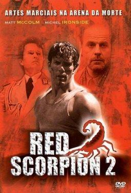 Червеният скорпион 2